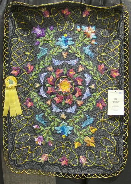 Judge's Recognition<br /> 2 AM & The Last Bee Buzzin'<br /> Pamela Peck