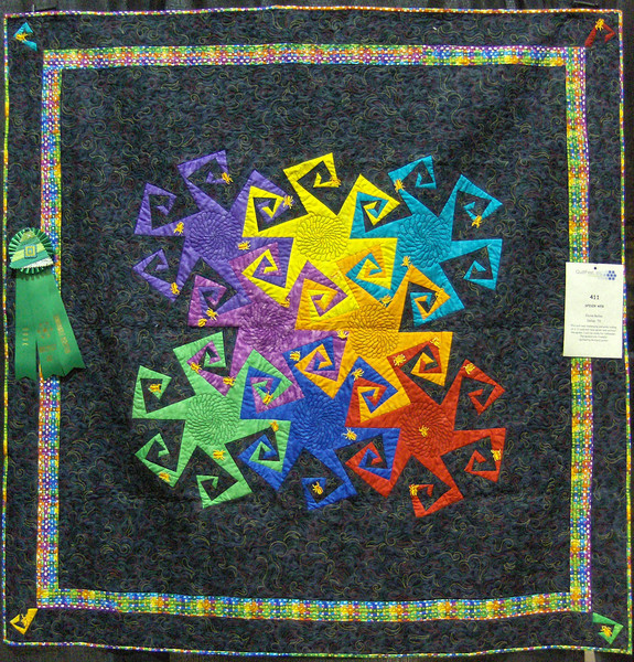 Honorable Mention<br /> Spider Web<br /> Elaine Bailey