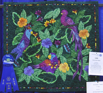 Small Art Quilts Category