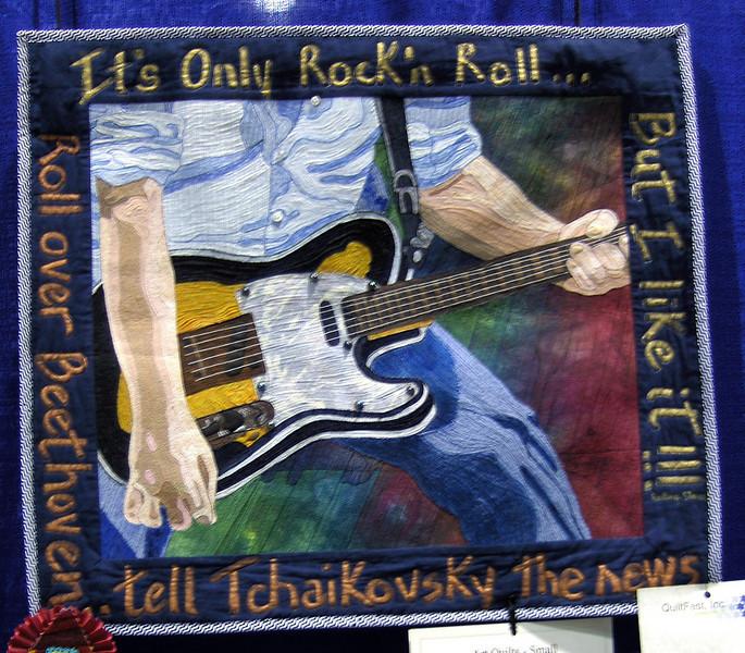 Second Place<br /> It's Only Rock 'N Roll<br /> Pauline Salzman