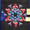 First Place<br /> Space Crystal<br /> Adeline Atkinson