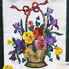 Honorable Mention<br /> English Garden Basket<br /> Donna Walker