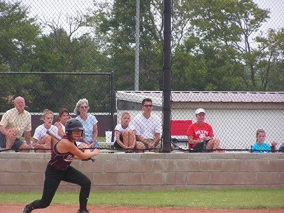 PICT4152 #9 Brandi Boswell got a hit 8-15 against the metros from tulsa