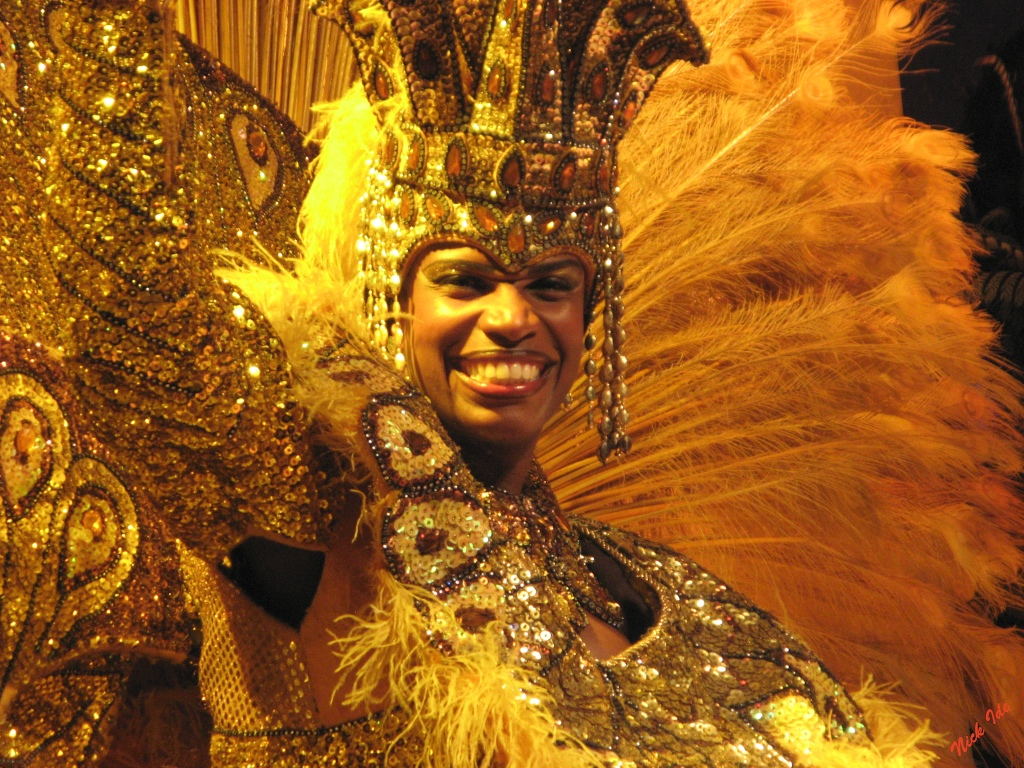 There is nothing like Carnival in Rio!!