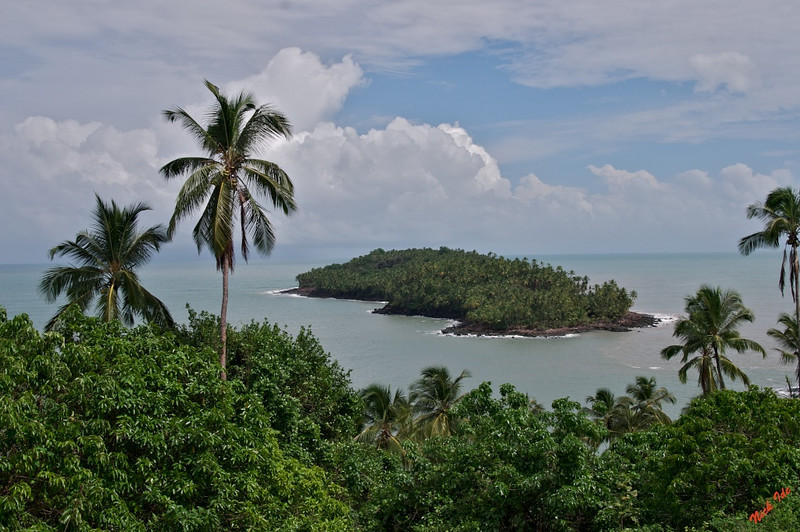 Devil's Island, French Guiana There was no escape from this Island prison!