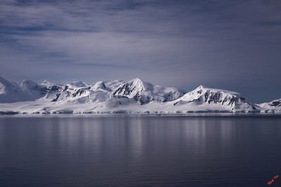 Antarctic peninsula.  Pristine beauty in quiet grandeur.