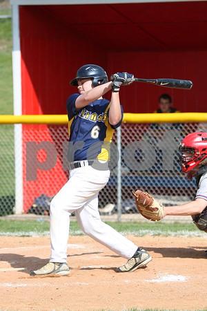 Lenape Valley vs Vernon J.V. Baseball