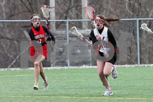 Mount Olive vs Morris Hills Girls Varsity Lacrosse
