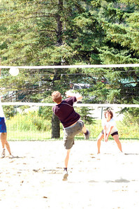 Wk. of Aug. 23rd-  Adult Vollyball