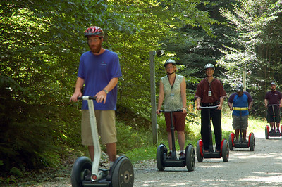 Wk. of Aug. 23rd-SegRides of VT-Segway Photos