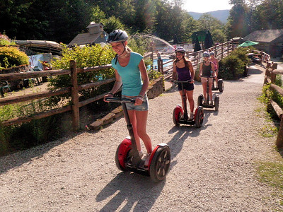 Wk.of july 26th-SegRides of VT-segway photos