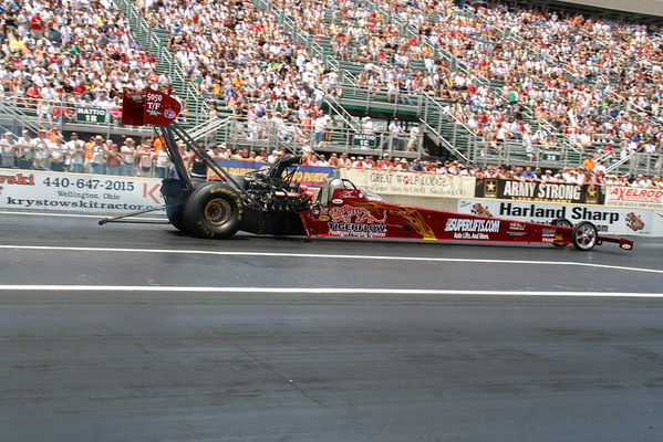 Topfuel Dragster