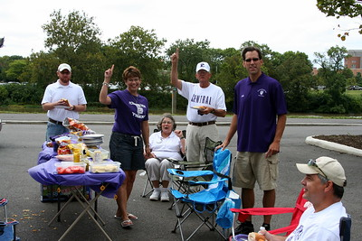 Tigers v Orange Luth - TailGate