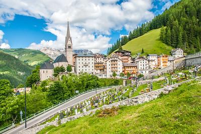 Classic Alpine Adventure June