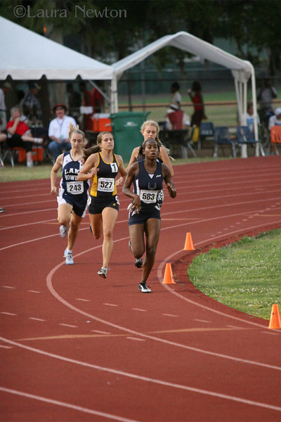 800M- 2009 3A State Track