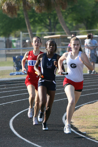 4 X 800 M Relay- Elite Invite 2009