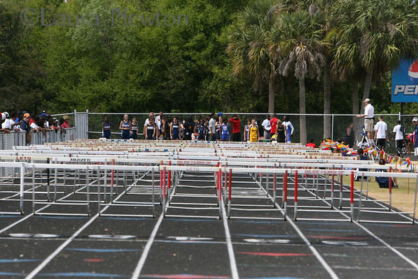 Hurdles- Elite Invite 2009