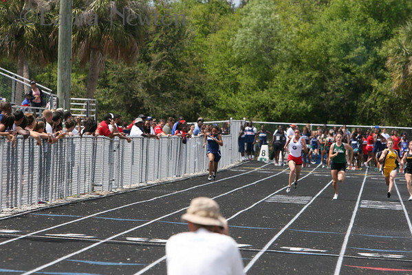 Sprints- Elite Invite 2009