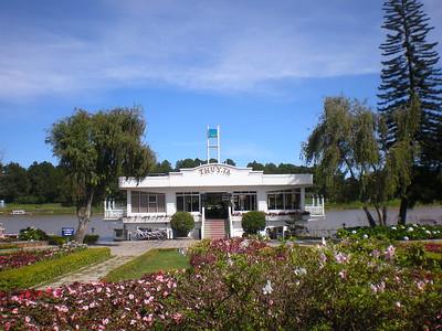 Dalat - Lake - Bao Dai Palace 3 - Bao Dai Palace 1 - Old French Homes
