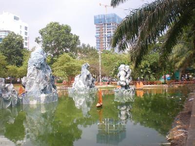 Restaurant at 219/13 Pham Ngu Lao - Park