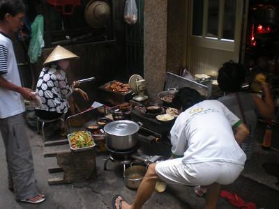 Thai Binh Market and Park