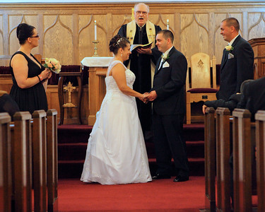 2009 Kristine & Al Wedding