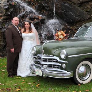 2009 Stephanie & Raymond Wedding