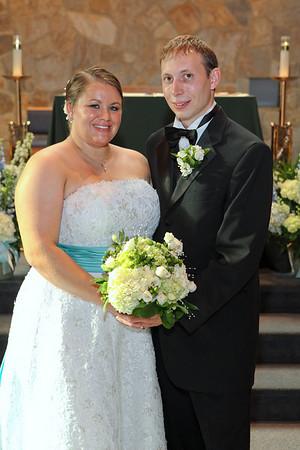 2009 Theresa & John Wedding