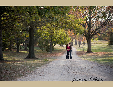Jenny and Philip