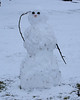 Calvin Hobbes Snowman salute!