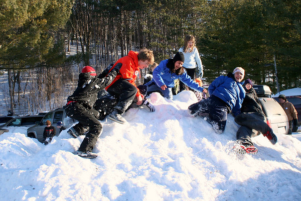 Blackhawk Ski Jumping/Nordic Combined Tournament