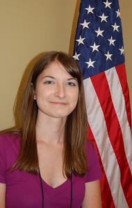 Kayla Murdaugh - Coastal Electric Cooperative representative.