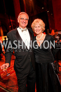 Hans Binnendijk and Mary Locke. 2009 Charity Works Dream Ball. National Building Museum. September 26, 2009. photos by Tony Powell