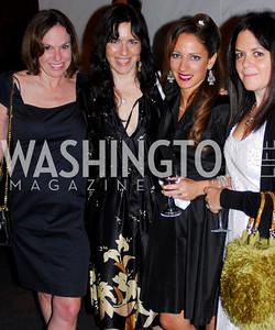 Carol feld, Nora Maccoby Hathaway, Christna Depaul, Izette Folger, Photograph by Kyle Samperton