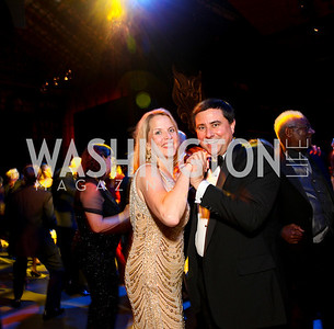 Aimee Daniels and Mike Caggiano, 2009 Wolf Trap Ball - Germany Celebrates 20 Years of Freedom Without Walls - photo by Tony Powel