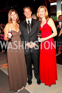 Angie Gabrielson, Mark and Mary Pierce, 2009 Wolf Trap Ball - Germany Celebrates 20 Years of Freedom Without Walls - photo by Tony Powell