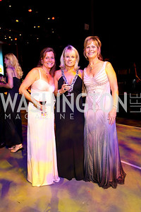 Cynthia Rebibo, Donna Robinson, Mary Nesbitt, 2009 Wolf Trap Ball - Germany Celebrates 20 Years of Freedom Without Walls - photo by Tony Powell