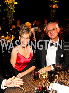 Emily Rothberg and Peter Kongstvedt, 2009 Wolf Trap Ball - Germany Celebrates 20 Years of Freedom Without Walls - photo by Tony Powell