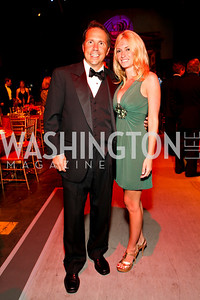 Brian Kane and Meghan Corwin, 2009 Wolf Trap Ball - Germany Celebrates 20 Years of Freedom Without Walls - photo by Tony Powell