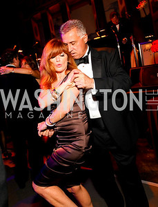 Kim and Artie Trakas, 2009 Wolf Trap Ball - Germany Celebrates 20 Years of Freedom Without Walls - photo by Tony Powell