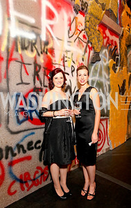Katie Culligan and Carolyn Stewart, 2009 Wolf Trap Ball - Germany Celebrates 20 Years of Freedom Without Walls - photo by Tony Powel