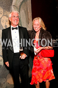 Peter and Cathy McKenna, 2009 Wolf Trap Ball - Germany Celebrates 20 Years of Freedom Without Walls - photo by Tony Powell