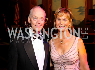Ball Co-Chair Jim Nesbitt and Mary Nesbitt, 2009 Wolf Trap Ball - Germany Celebrates 20 Years of Freedom Without Walls - photo by Tony Powell