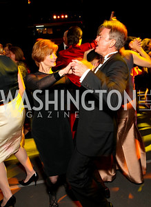 Cyndi Braunstein, Steve Cumbie, 2009 Wolf Trap Ball - Germany Celebrates 20 Years of Freedom Without Walls - photo by Tony Powell