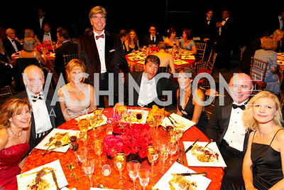 Tonnie Chamblee, Jim Nesbitt, Mary Nesbitt, Tony Cord, Dr. Brian Glick, Lesli Rotenberg, Jeff Houle, Alla Kitova, 2009 Wolf Trap Ball - Germany Celebrates 20 Years of Freedom Without Walls - photo by Tony Powell