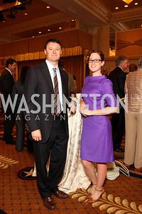 Matt Haas, Anna Campos (Photo by Tony Powell)