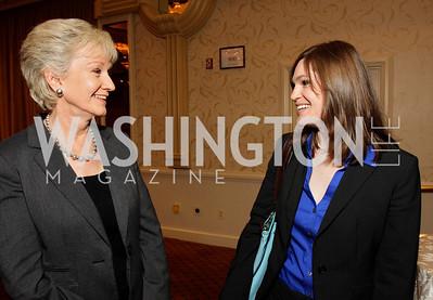 Barbara Reinike, Grace Remington (Photo by Tony Powell)