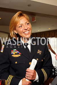 Cathy L Lanier (Photo by Tony Powell)