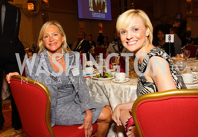 Deborah Sigmund, Andrea Rogers (Photo by Tony Powell)