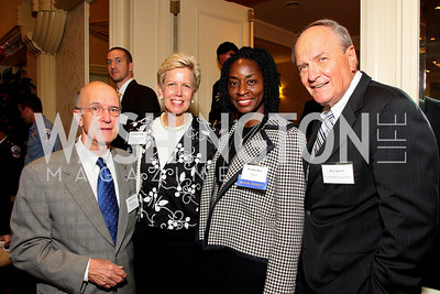 John Tydings, Catherine Meloy, Rynthia Rost, Ken Sparks (Photo by Tony Powell)